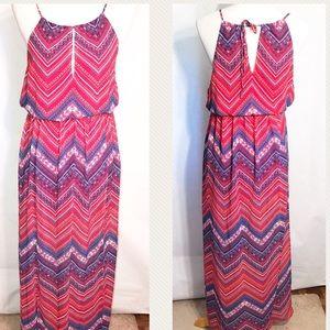 Forever 21 Sheer Maxi Dress